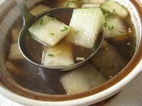 咸鶏冬瓜湯