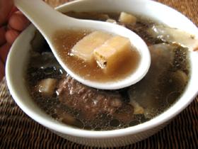 葛根排骨湯