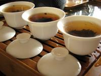 プーアル茶3種セット