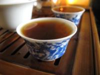 廣東鳳凰陳香単叢茶餅