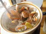 紅蛤冬瓜湯