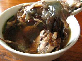 甲魚十全大補湯