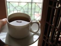 83鉄餅プーアル茶