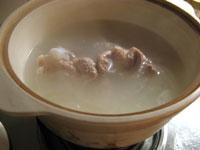 ワンタンのスープ