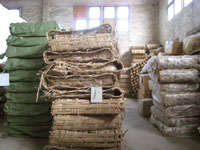 プーアール茶倉庫