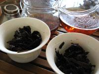 8892後期紅印圓茶