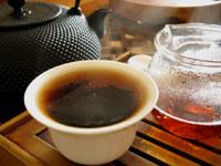 黄印7572七子餅茶99年