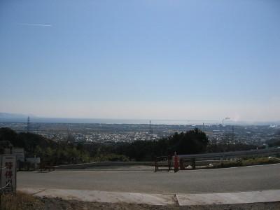 第二東名からの眺め