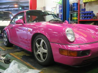 ピンクですが何か?