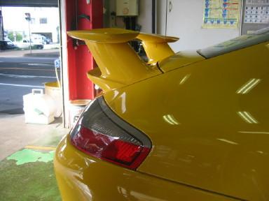 996 GT3 後期ウィング