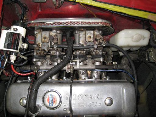 SR311 エンジン NEWエキマニ