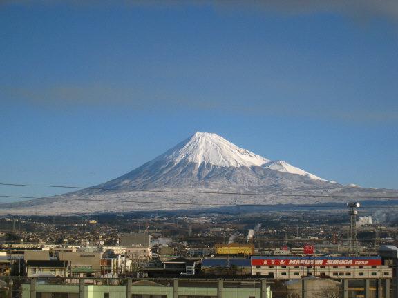 08/02/04 大雪富士山