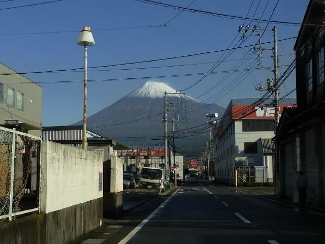 富士山091027