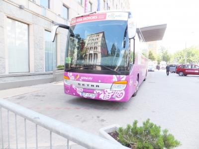 ドイツバス