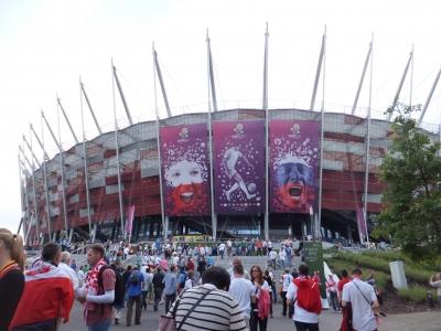 ワルシャワ国立競技場