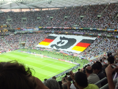 ドイツ応援団