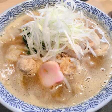 らー麺土俵 鶴嶺峰 らー麺