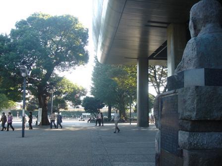 安井誠一郎先生の見ている風景