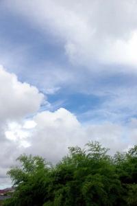 夏の空ー2