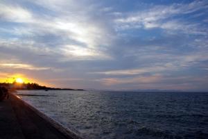 二見の海ー1