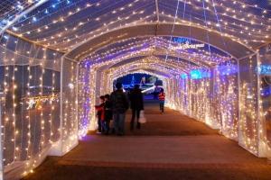 ラグーナ蒲郡ー5 光のトンネル