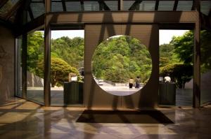 MIHOミュージアム inside