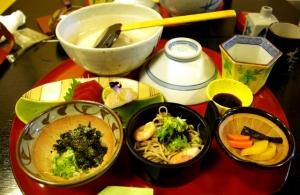 自然薯料理 茶々 とろろ飯
