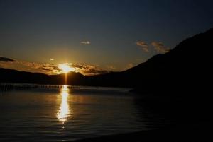 五ケ所湾sunset−1