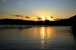 五ケ所湾sunset−2