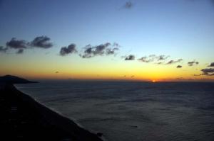 伊良湖日の出ー1