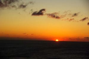 伊良湖日の出ー2
