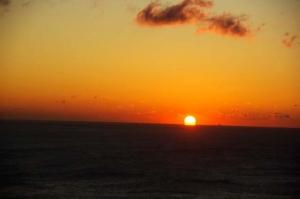 伊良湖日の出ー3