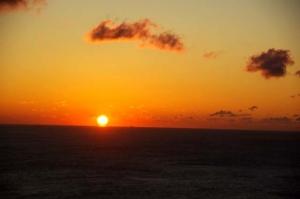 伊良湖日の出ー4