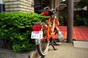 原付自転車ー1
