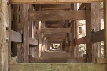 06懸造りの柱.JPG