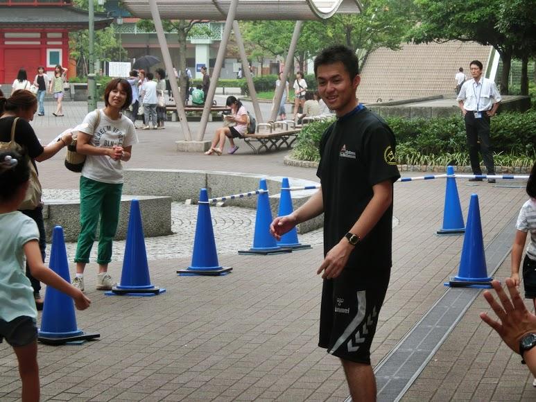 興野コーチ