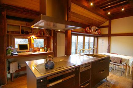 Y邸_キッチン