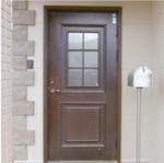 木製断熱ドア