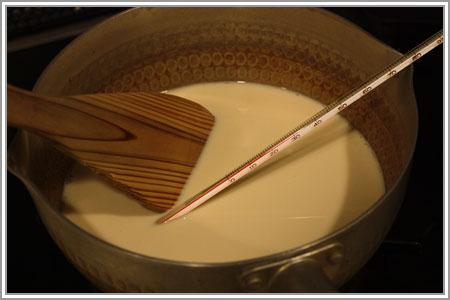豆乳deチーズ☆02