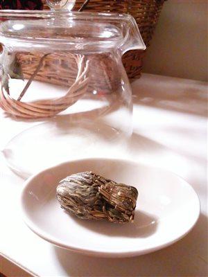 工芸茶 AngelWan 子犬 母の日