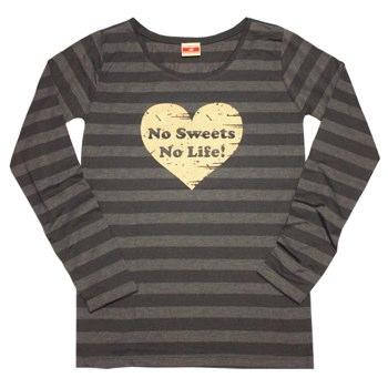 No sweets, no life! ボーダーロンT