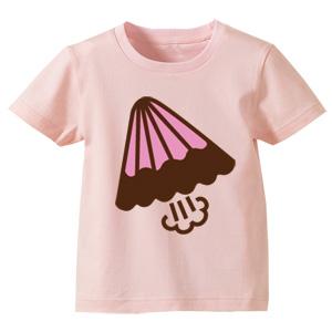 アポロキッズTシャツ(ピンク)