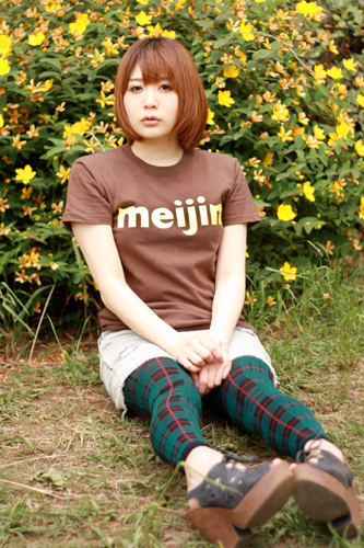 meijinTシャツ