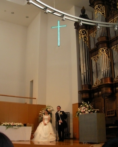 杉江先生結婚式