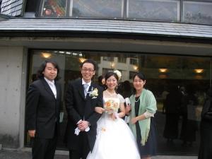 杉江先生ご夫妻と