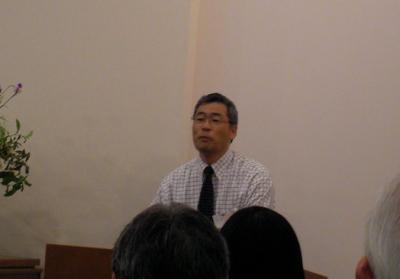 宣教大会 入月師