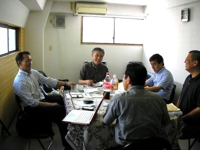 2010年6月 CCI/J役員会