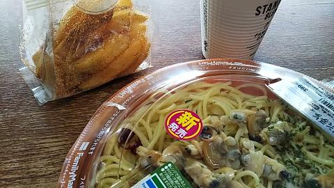 190112_コンビニ昼食