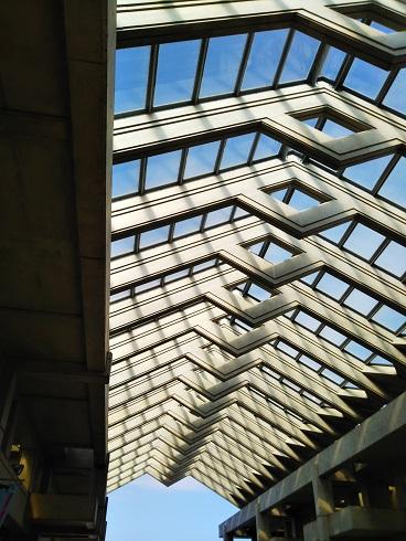 美ら海水族館 天井