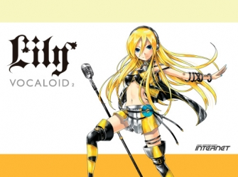 VOCALOID2 Lily ボーカロイド リリー